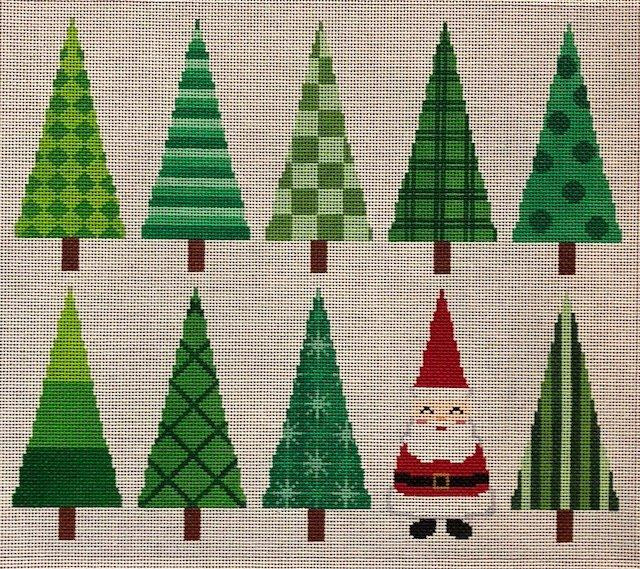 ASIT258 Christmas Trees