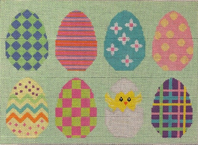 ASIT261 Easter Eggs