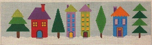 ASIT306 Christmas Village