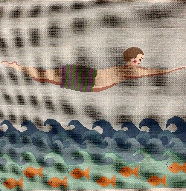 ASIT315 Swim Man