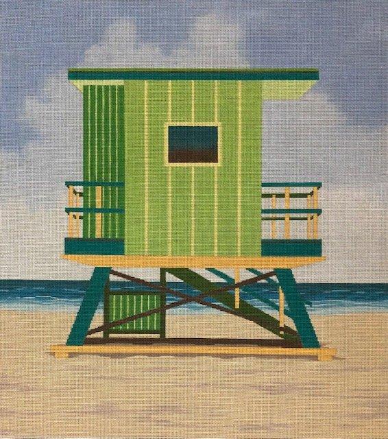 ASIT361 Green Lifeguard Stand