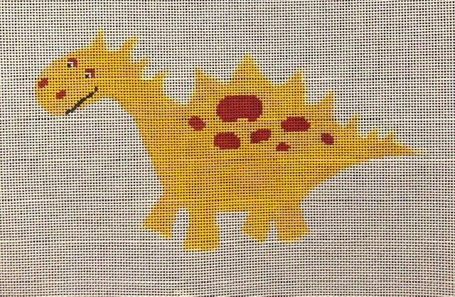 ASIT368 Yellow Dino