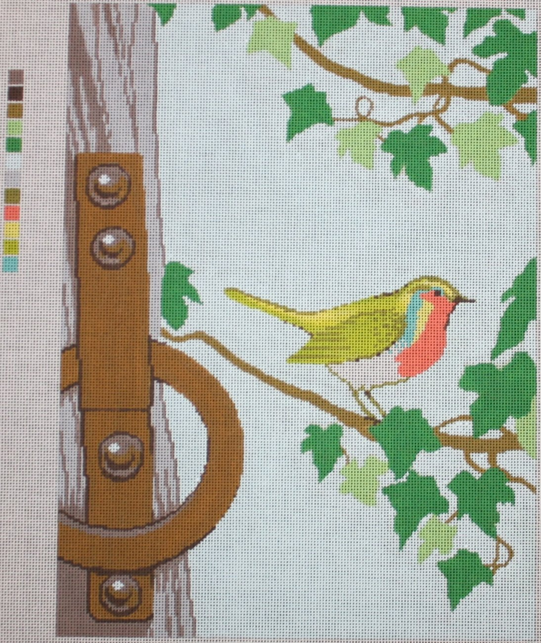 ASIT036 Bird & Gate