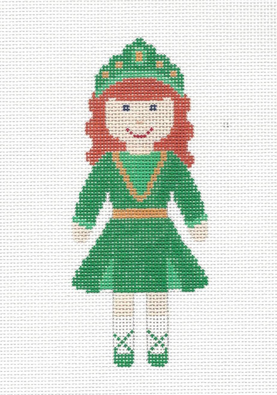 ASIT373 Irish Girl