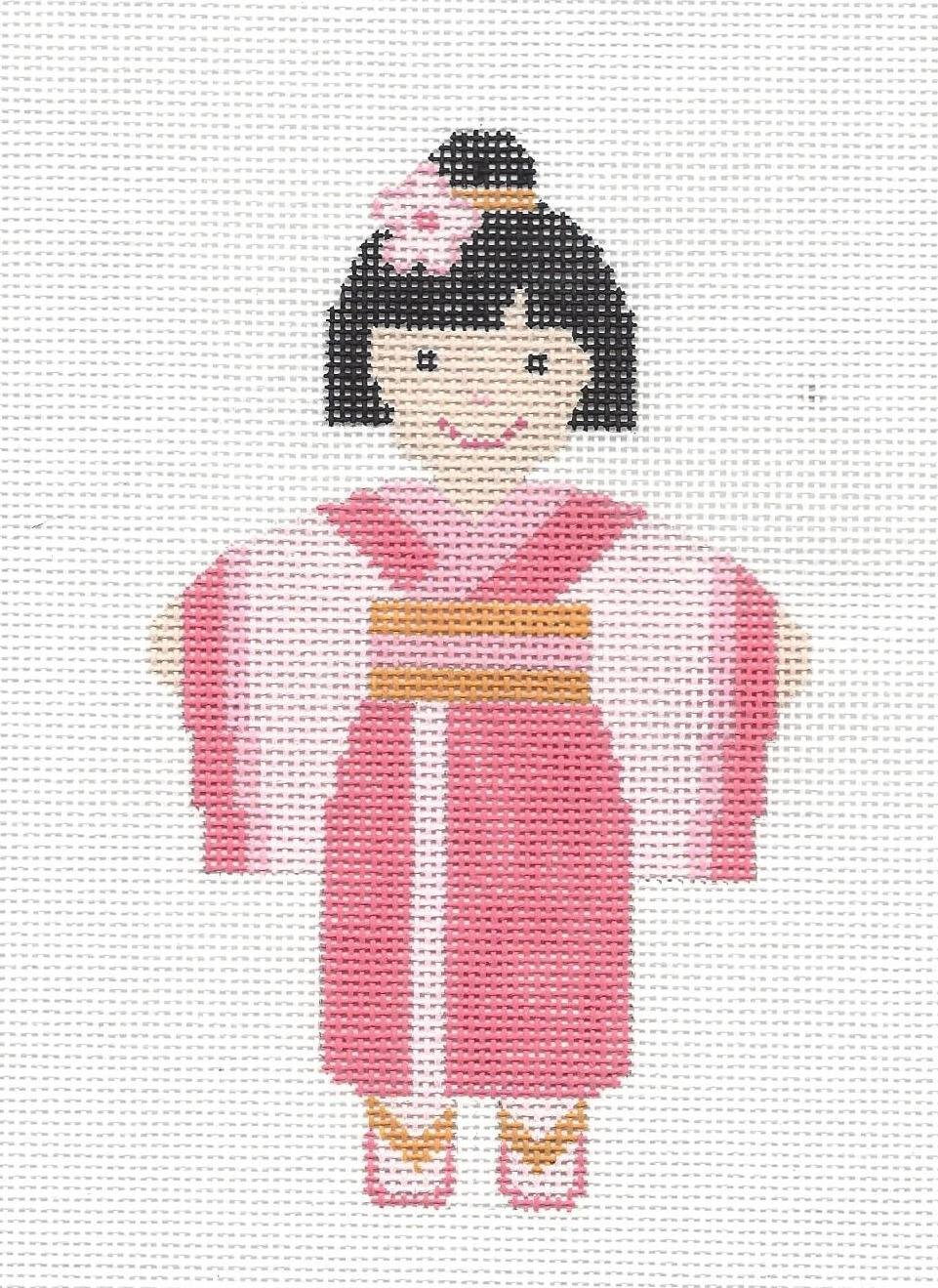 ASIT374 Japanese Girl