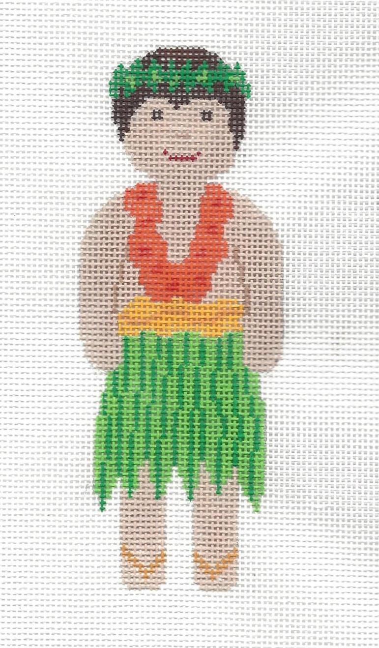 ASIT375b Hawaiian Boy