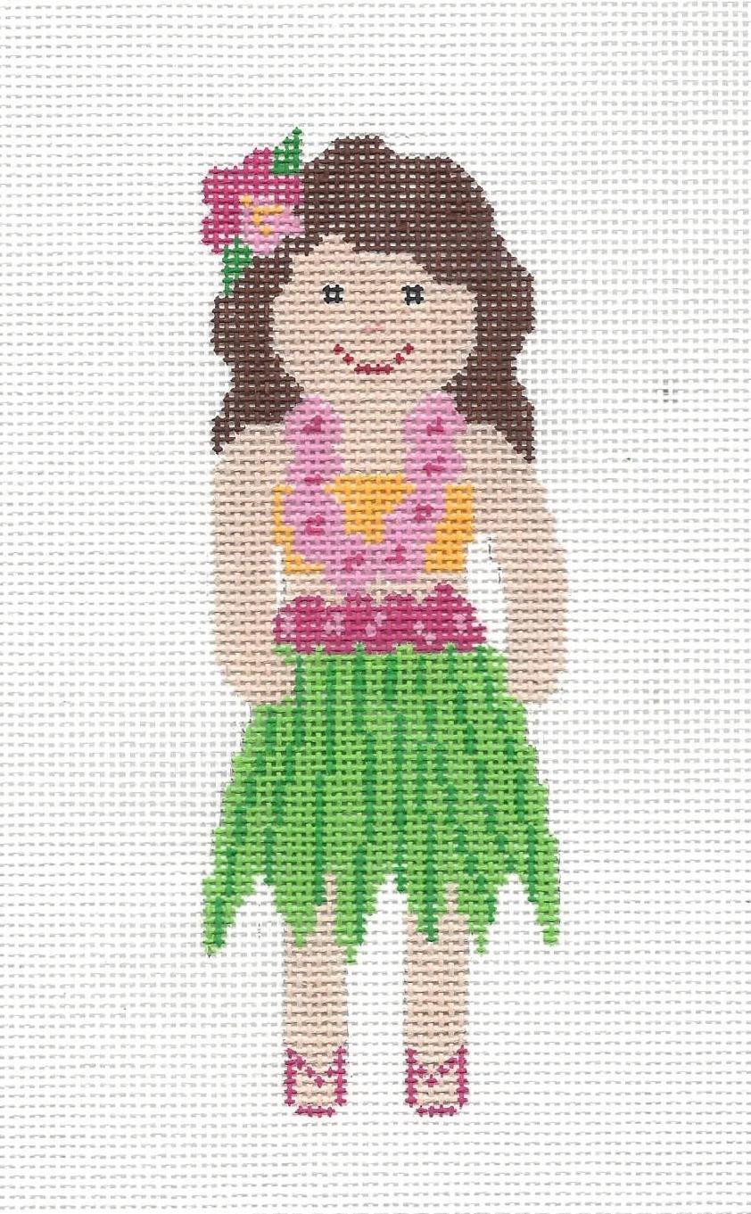 ASIT375 Hawaiian Girl