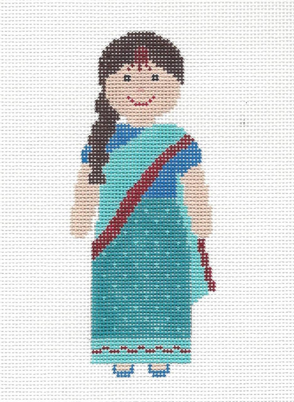ASIT377 Indian Girl