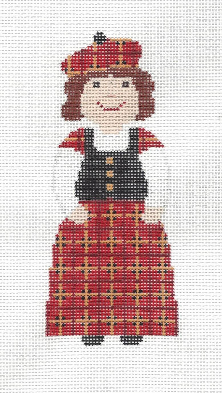 ASIT378 Scottish Girl