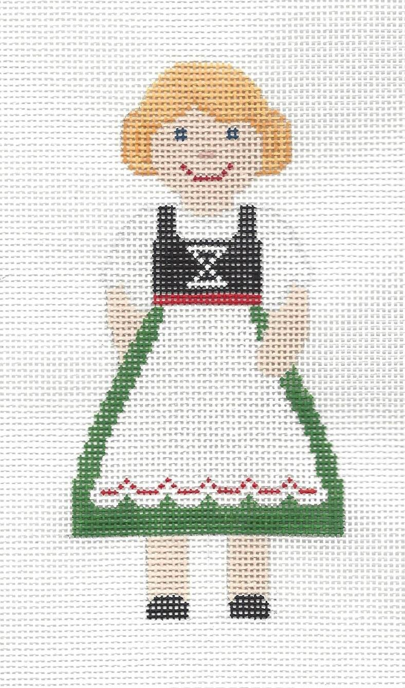 ASIT380 German Girl