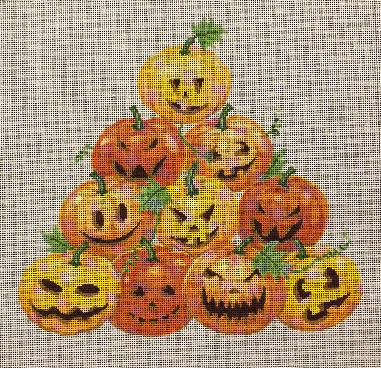 ASIT385 Pumpkin Stack