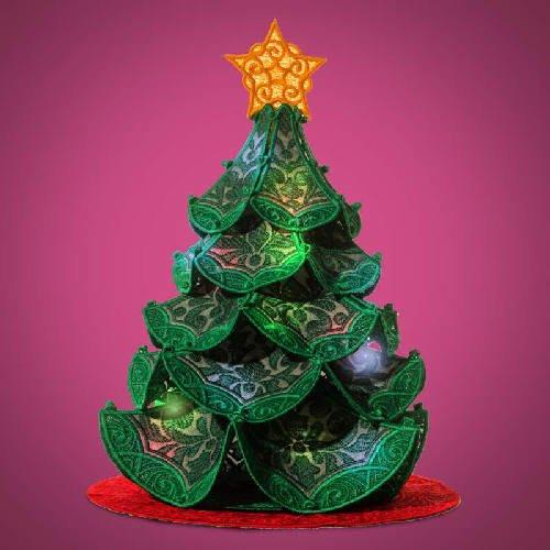 OESD Christmas Tree FSL 12700cd