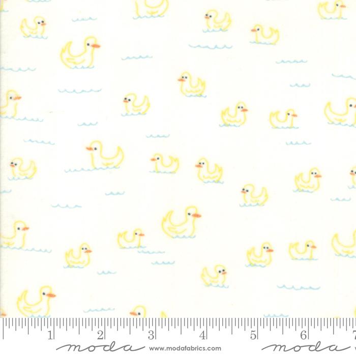 Soft Sweet Cream Flannel 20604 11F