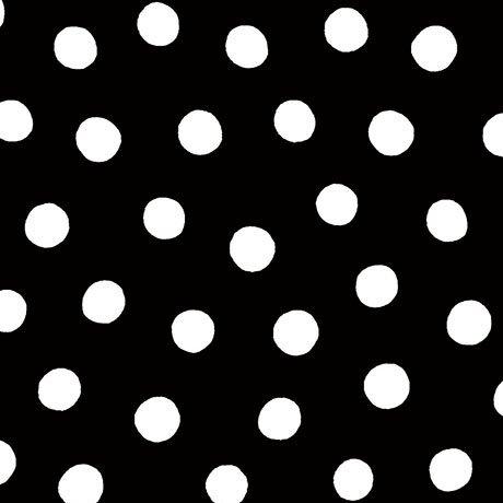 Brooke Black Dots 26321JZ