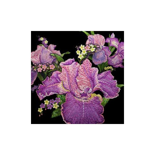 OESD Irresistible Iris by Ann Lauer 80100CD