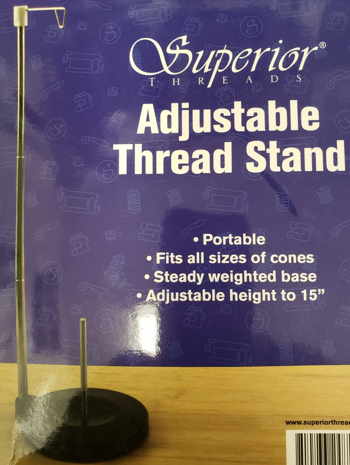 Adjustable Thread Stand ADJUTS