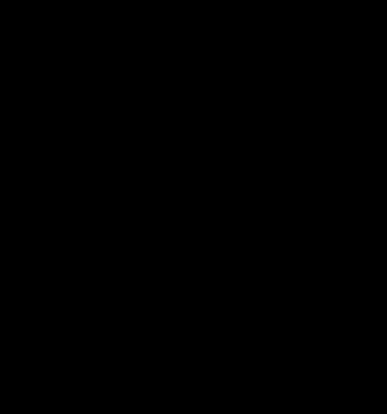 Cotton Flannel Black FLN013S