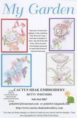 Cactus Shak My Garden CC123