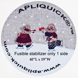 Apliquick Fusible Stabilizer