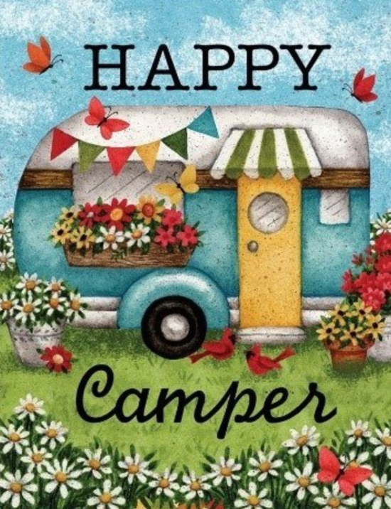5D Happy Camper F004