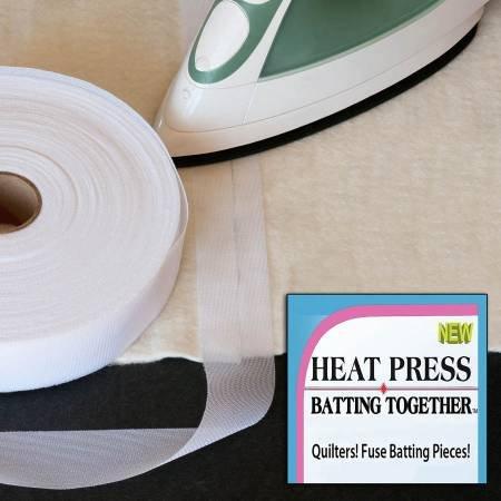 Heat Press Batting 1.5 x 100 Yds hp10074