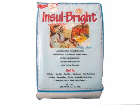 InsulBright Batting 1yd x 45 Warm Company#1 6345