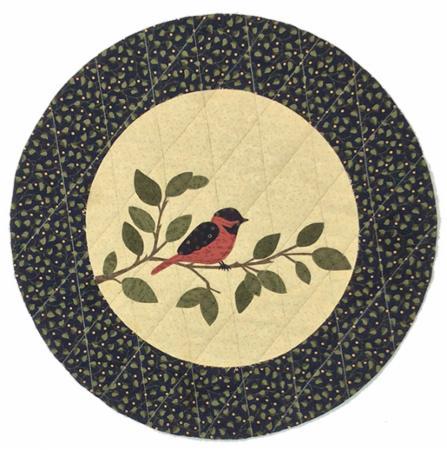 Kit Songbird Mini Table Treat with Precut Fusibles