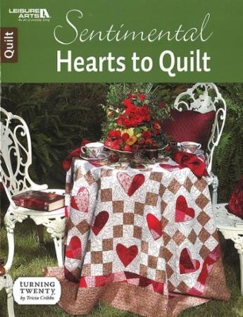 Sentimental Hearts To Quilt 6750