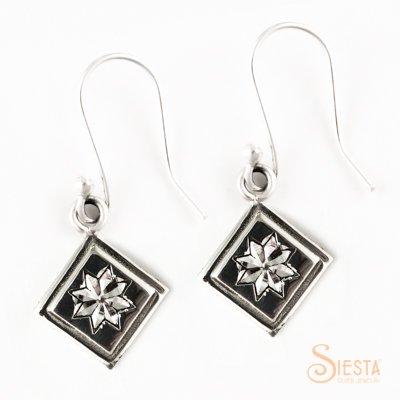 Siesta Lemoyne Star Mini Earrings on Hook E77779MH