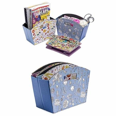 Foldable Craft Storage Bin N4363