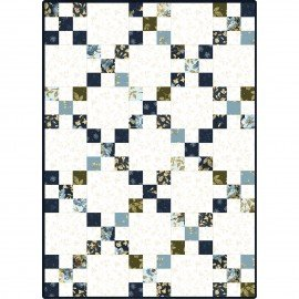 Pod Irish Chain Quilt English Countryside MAS06-ENC