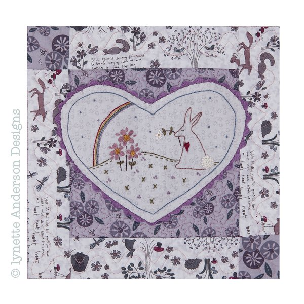 Woodland Secrets by Lynette Anderson Designs - Month 1