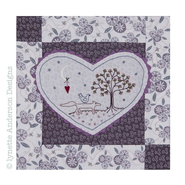 Woodland Secrets by Lynette Anderson Designs - Month 3