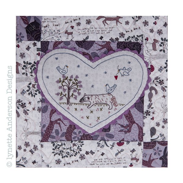 Woodland Secrets by Lynette Anderson Designs - Month 5