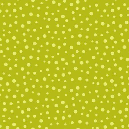 Susybee Irregular Dot Green - SB20171845