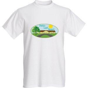 Shop Shirt with Logo - XL