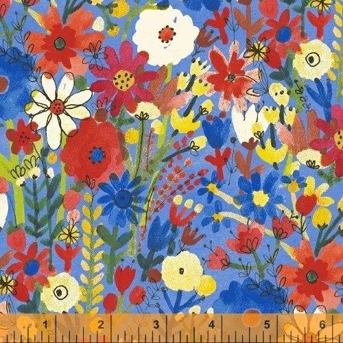 Flower Pedals 41250-1 Multi Floral