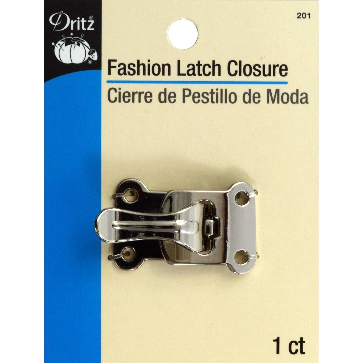 Dritz Fashion Latch Closure 201