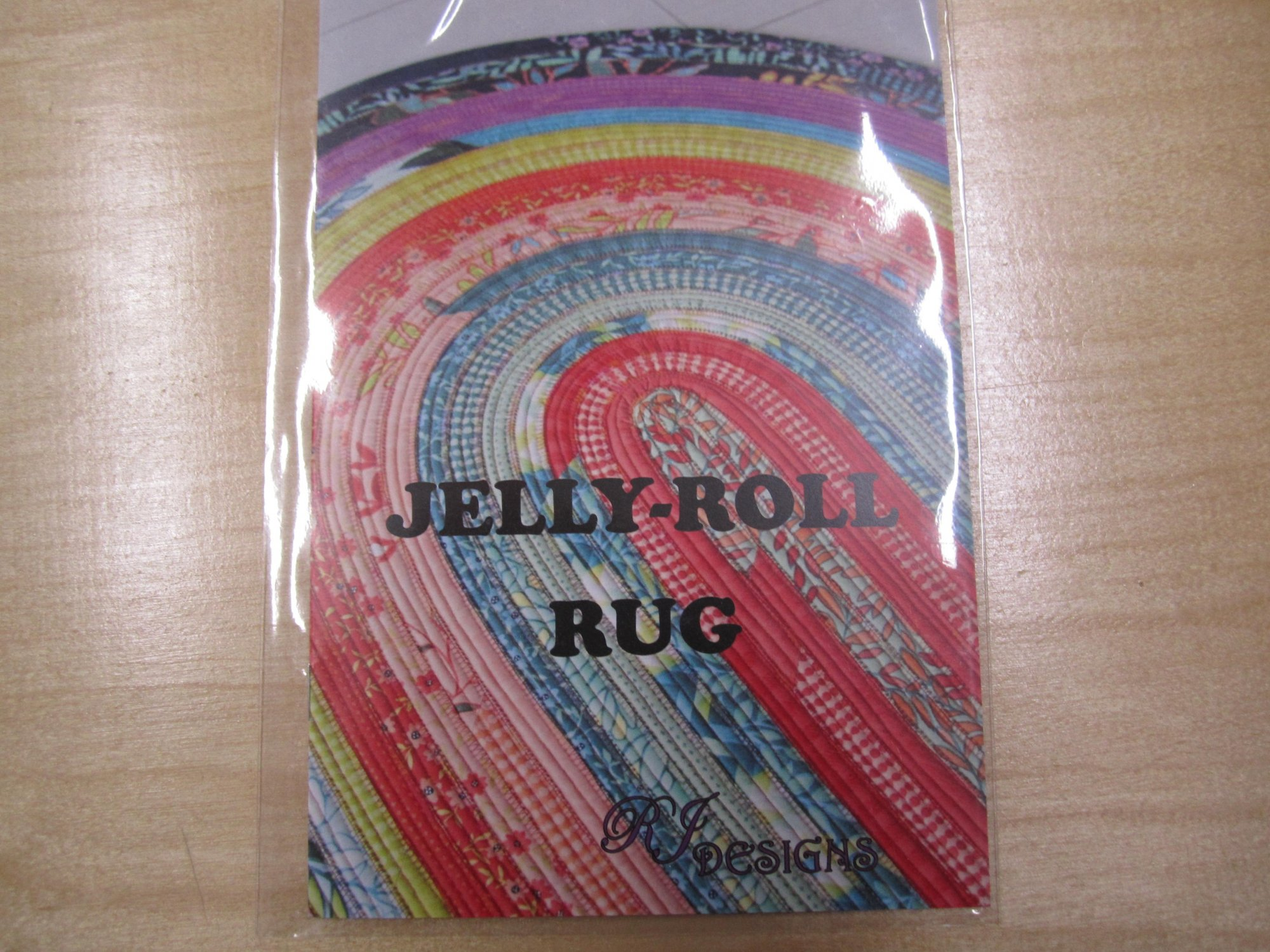 Jelly-Roll Rug