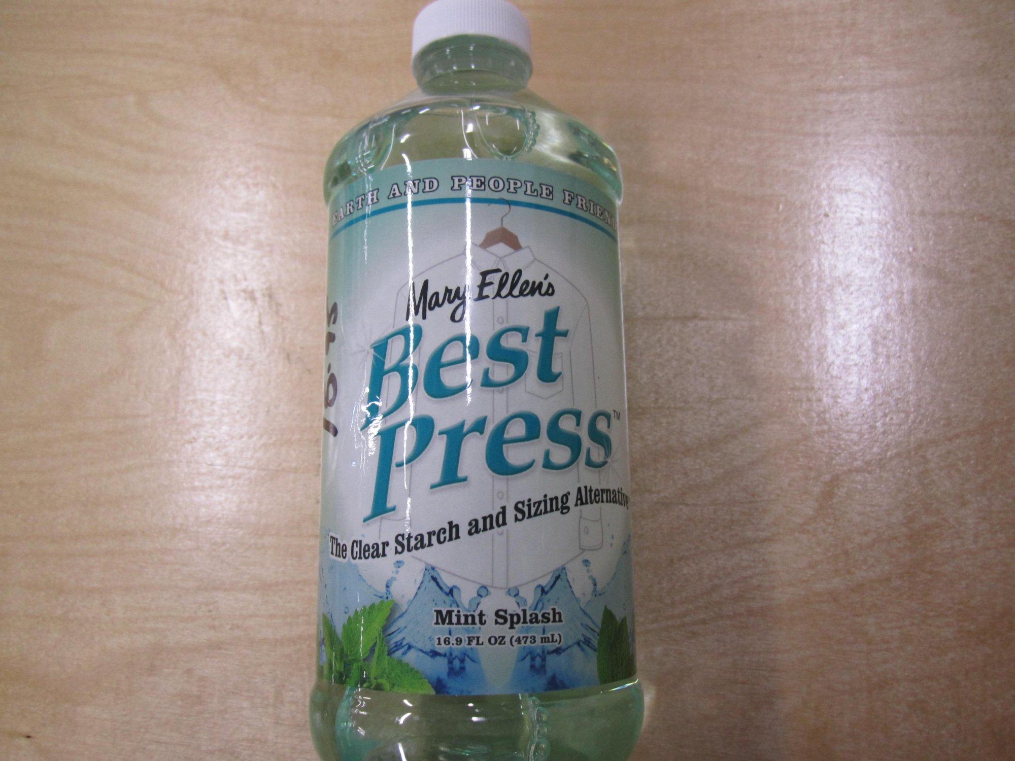 Best Press Mint Splash