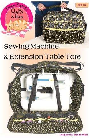 Annie's Sewing Machine & Extention Table Tote