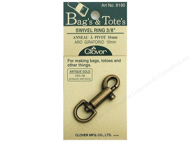 Clover swivel ring CL6190