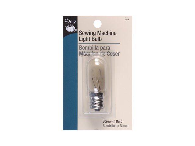 Dritz sewing machine light bulb 911