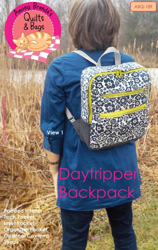 Among Brenda's, Daytripper Backpack