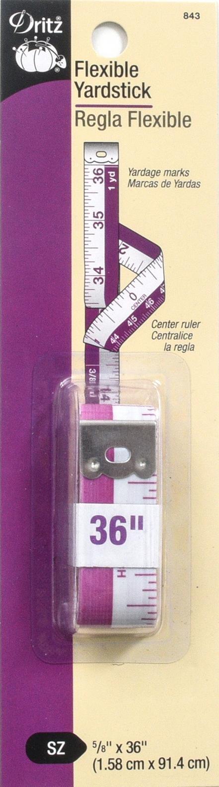 Flexible Yardstick by Dritz