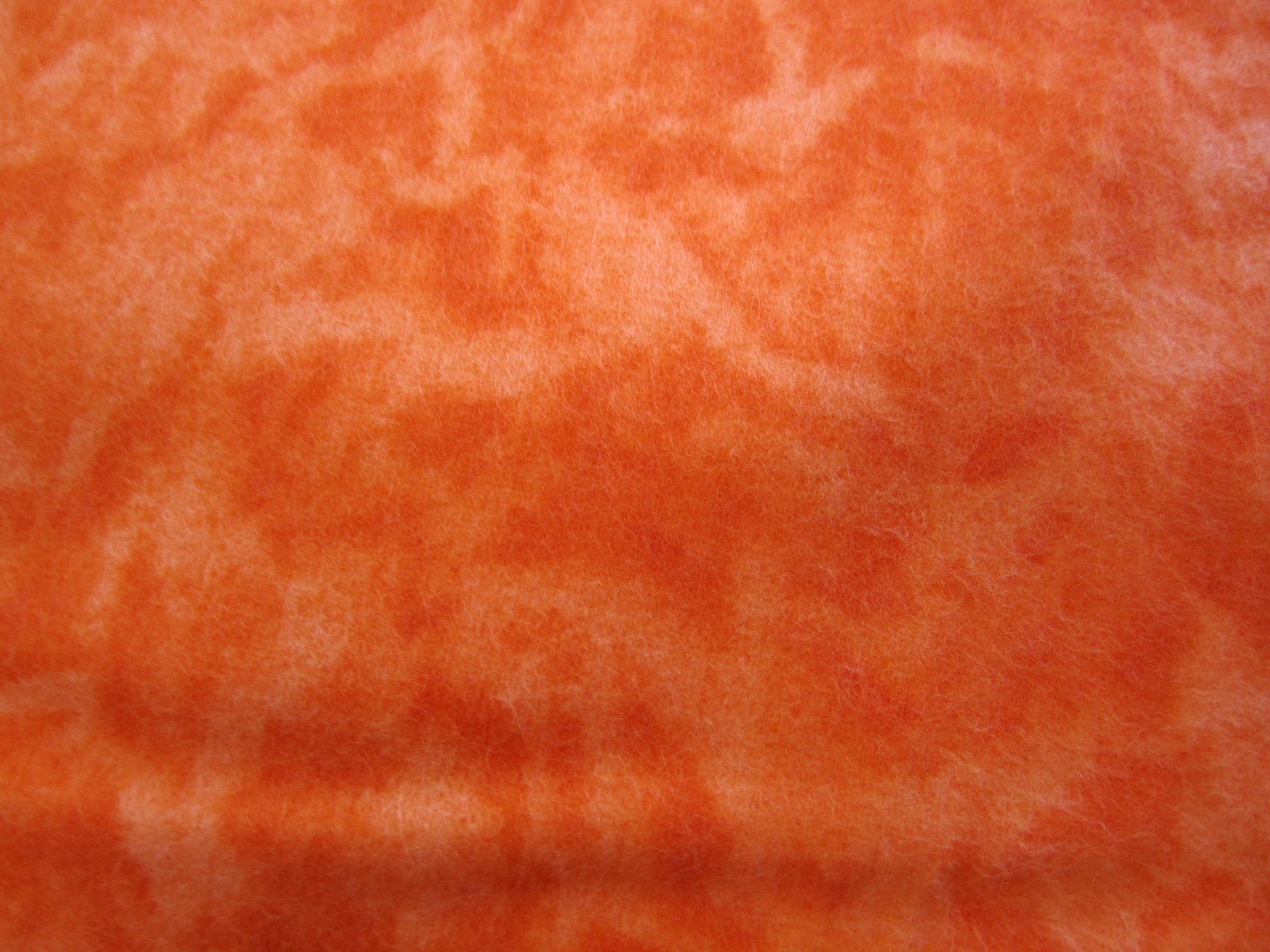 Frost flannel Orange