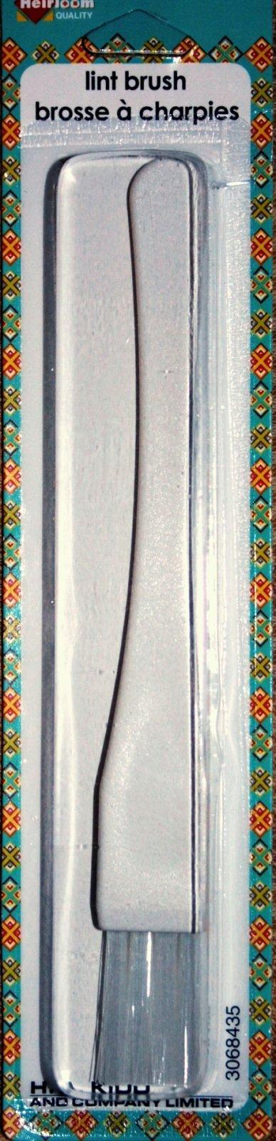 Heirloom lint brush