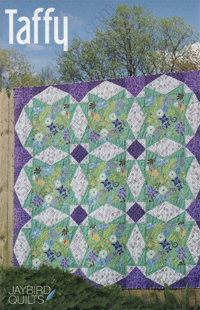 Jaybird Quilts, Taffy by Julie R Herman JBQ112