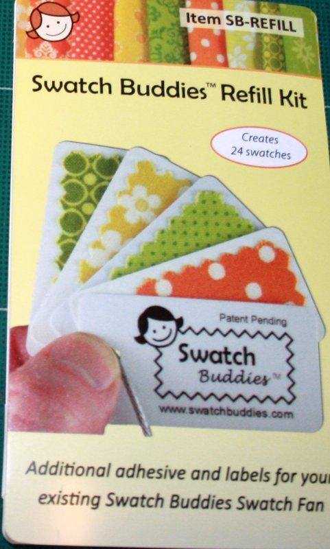 Swatch Buddies Refill Kit SB-refill