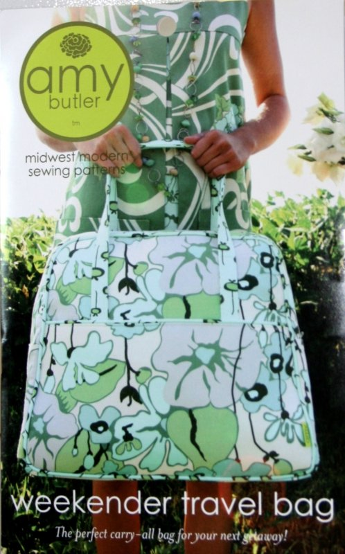 Amy Butler Weekender Travel Bag AB021WT